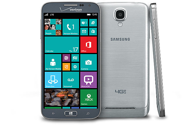 سامسونج تطلق الهاتف الذكي ATIV SE بنظام ويندوز فون