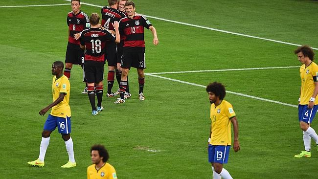 تغريدات مباراة البرازيل وألمانيا تحطم الأرقام القياسية على تويتر