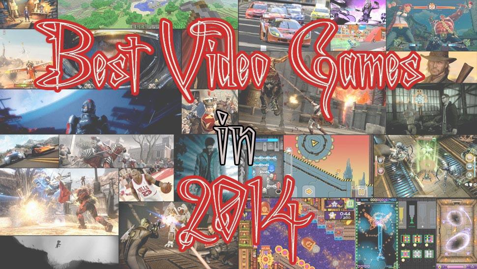 أفضل 10 ألعاب فيديو في 2014