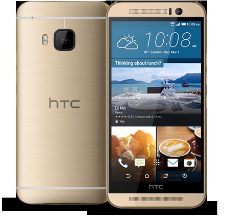 إتش تي سي تكشف عن المواصفات الرسمية لهاتف HTC One M9