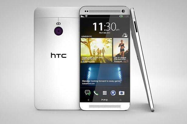 تسريبات جديدة تكشف عن هاتف إتش تي سي E9 القادم