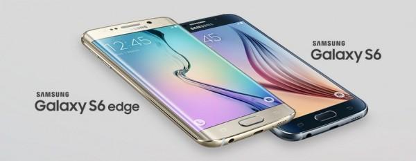 سامسونج تزيح الستار عن هاتفي جالاكسي إس 6 و جالاكسي إس 6 إيدج رسميا