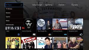 سوني تطلق خدمة Vue PlayStation التلفزيونية