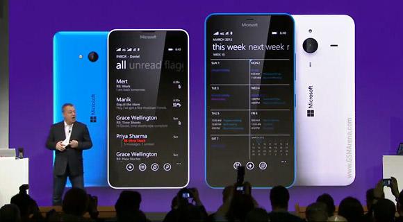 مايكروسوفت تكشف عن هاتف لوميا 640 إكس إل