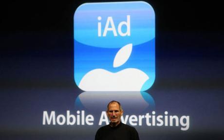 أبل ستوقف شبكة iAd الإعلانية اعتبارا من 30 يونيو القادم