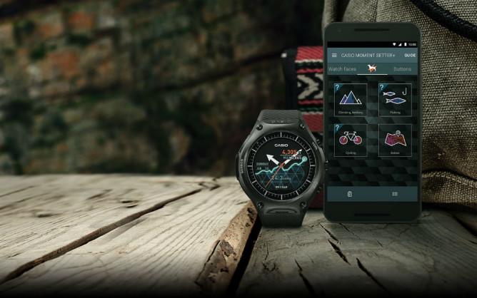 Casio تكشف عن ساعة Smart Outdoor Watch الذكية بنظام أندرويد وير