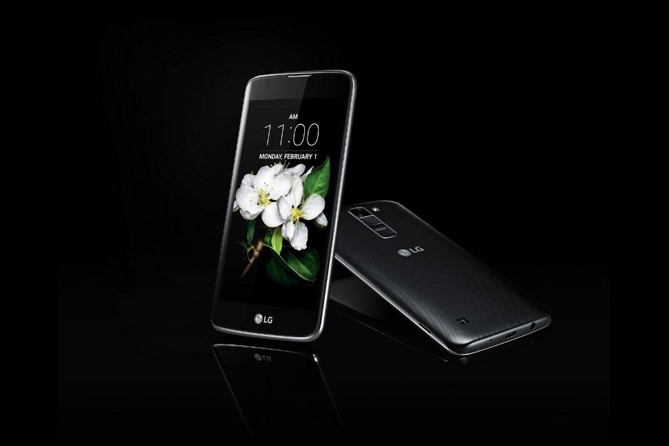 LG ستوفر هاتفي K4 وk10 الذكيين في الأسواق العالمية هذا الأسبوع