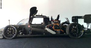 بالصور.. أول سيارة سباق كهربائية دون سائق