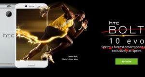 HTC تزيح الستار عن الهاتف الرائد HTC 10 evo