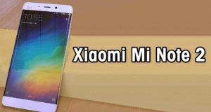 Xiaomi تنفي شائعات قدوم نسخة مسطحة الشاشة من هاتف Xiaomi Mi Note 2