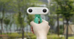 إطلاق أول كاميرا للواقع الافتراضي ثنائية العدسة..