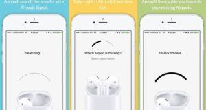 تطبيق يساعدك على عدم فقدان سماعات AirPods ..