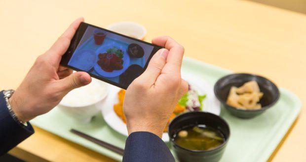 سوني تبتكر تطبيق يتمكن من حساب السعرات الحرارية للوجبات - تكنولوجيا نيوز