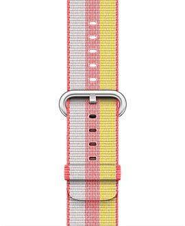 أبل تكشف عن مجموعة سوارات الربيع الجديدة من Apple Watch - تكنولوجيا نيوز