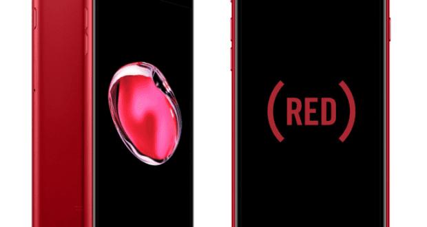 بالفيديو..آيفون 7 الأحمر ضد النيران - تكنولوجيا نيوز