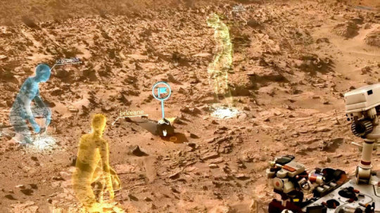 أبل تستأجر خبير لتكنولوجيا الواقع المعزز والافتراضي من ناسا