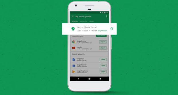 جوجل تطلق Play Protect لمكافحة البرامج الضارة على Google Play - تكنولوجيا نيوز