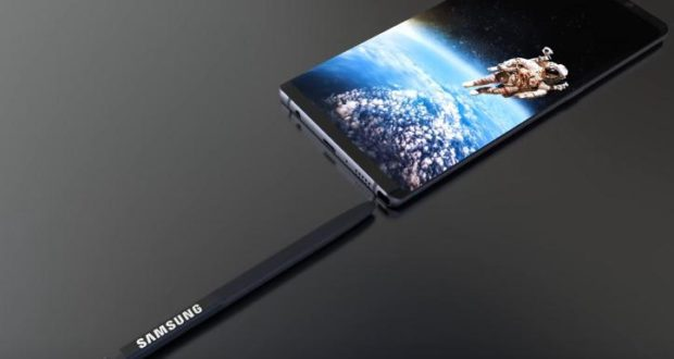 سامسونج تبدأ في إرسال دعوات لحدث اطلاق هاتف Galaxy Note 8