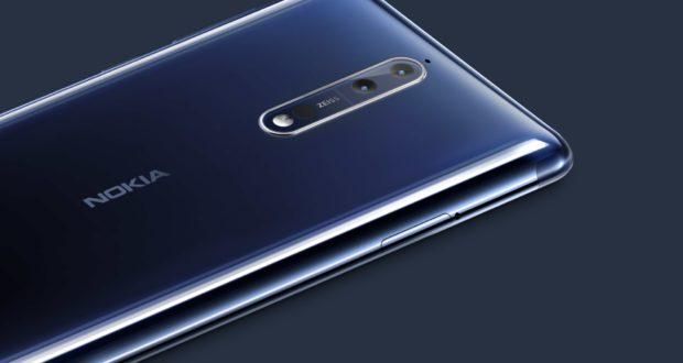 شركة HMD تكشف رسميا عن هاتف Nokia 8