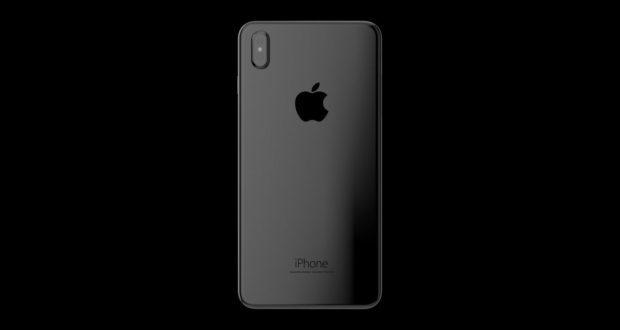 فيديو مسرب لهاتف iPhone 8 بمستشعر اللمس على الواجهة الخلفية