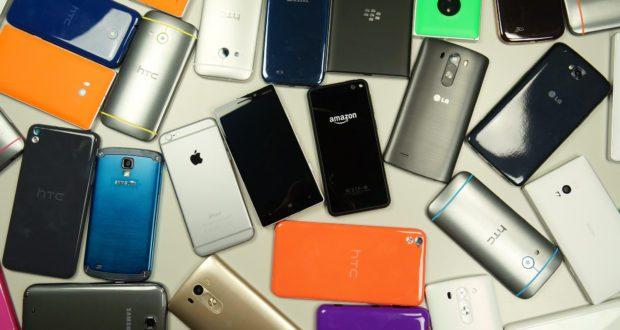 أكبر الهواتف الذكية من حيث حجم الشاشة