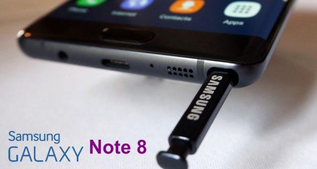 أهم مميزات سامسونج جالاكسي Note 8