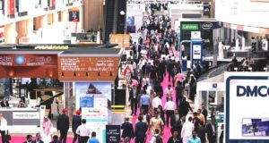 انطلاق فعاليات جيتكس 2017 في دبي