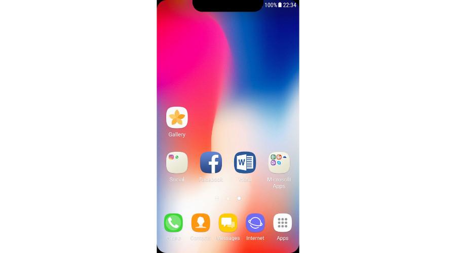 احصل الآن على واجهة آيفون X في أي هاتف أندرويد - تكنولوجيا نيوز