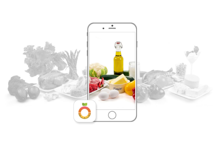 تطبيق لومي للحصول على خطط غذائية صحية