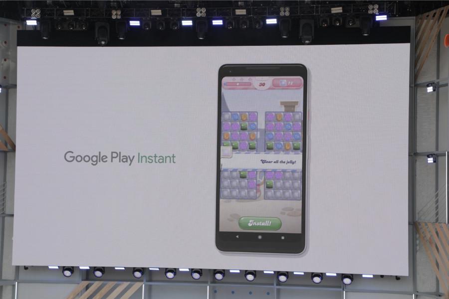 جوجل تتيح تشغيل التطبيقات والألعاب في المتجر دون تحميلها رسمياً