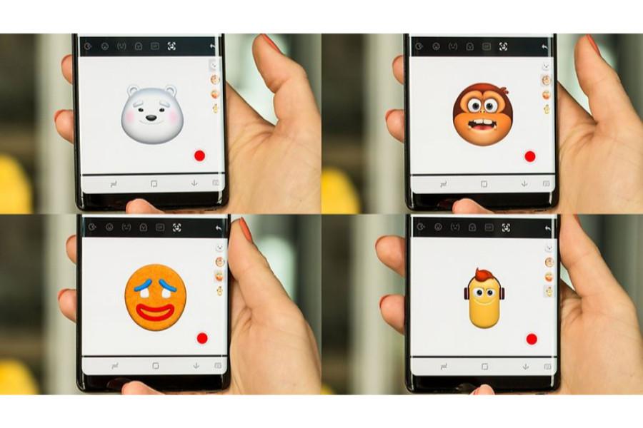 تطبيق TouchPal لصناعة إيموجي تتحرك مع تعبيرات وجهك على أندرويد - تكنولوجيا نيوز