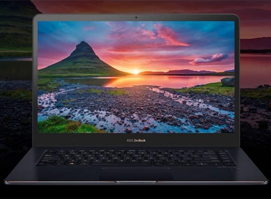 الكشف رسمياً عن لاب توب أسوس زين بوك برو 15 بمعالج i9 وشاشة 4K - تكنولوجيا نيوز