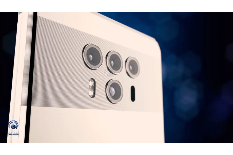 هواوي مايت 20 يظهر افتراضيا بالفيديو مع 4 كاميرات خلفية