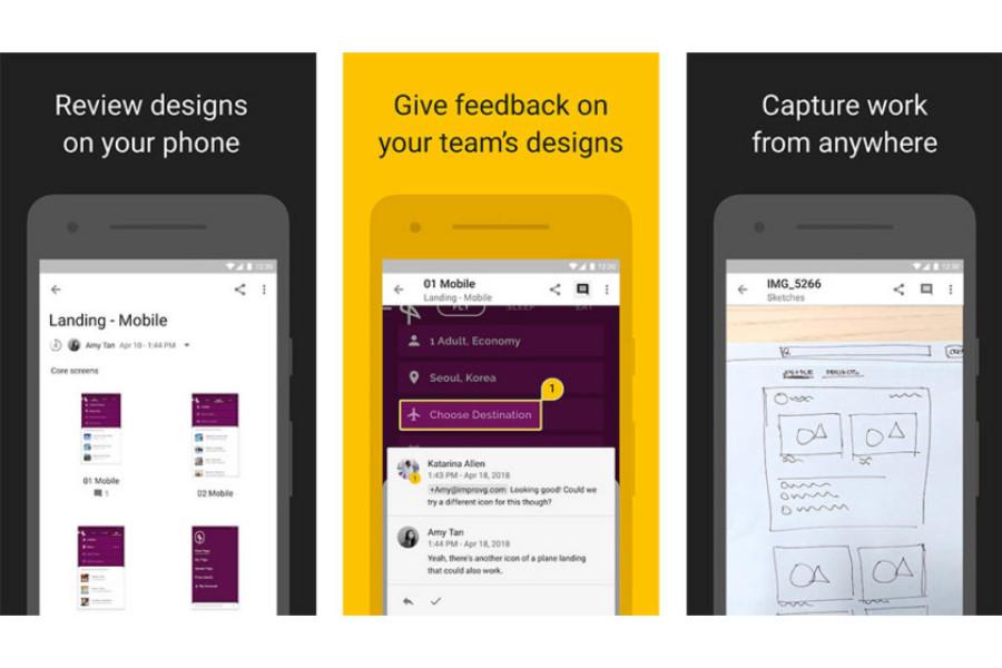 جوجل تطلق تطبيق Material Gallery والذي يتيح التصميم بشكل أفضل