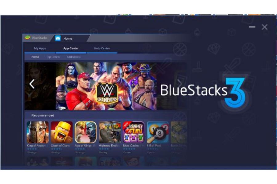 برنامج BlueStacks 3 لتشغيل تطبيقات وألعاب أندرويد على الكمبيوتر