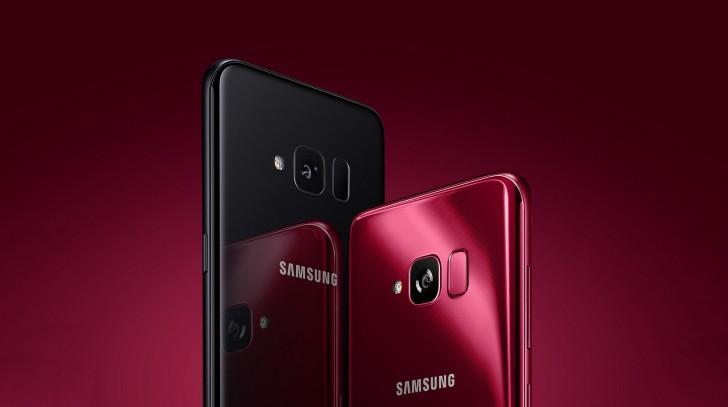 سامسونج تكشف رسمياً عن هاتف جالكسي S8 لايت