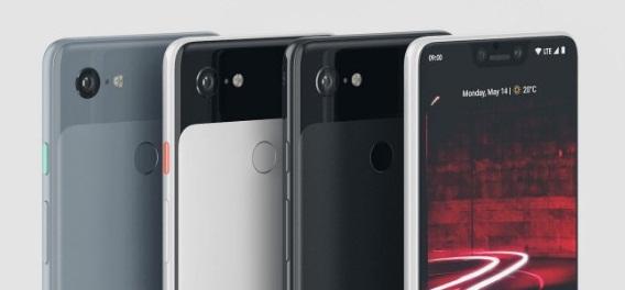 صور عالية الدقة تستعرض هواتف جوجل بكسل 3 المتوقعة