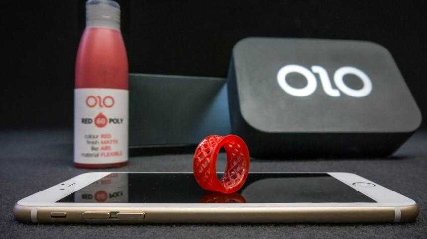 بهذه الطابعة يمكن طباعة أي شيء 3D باستخدام هاتفك