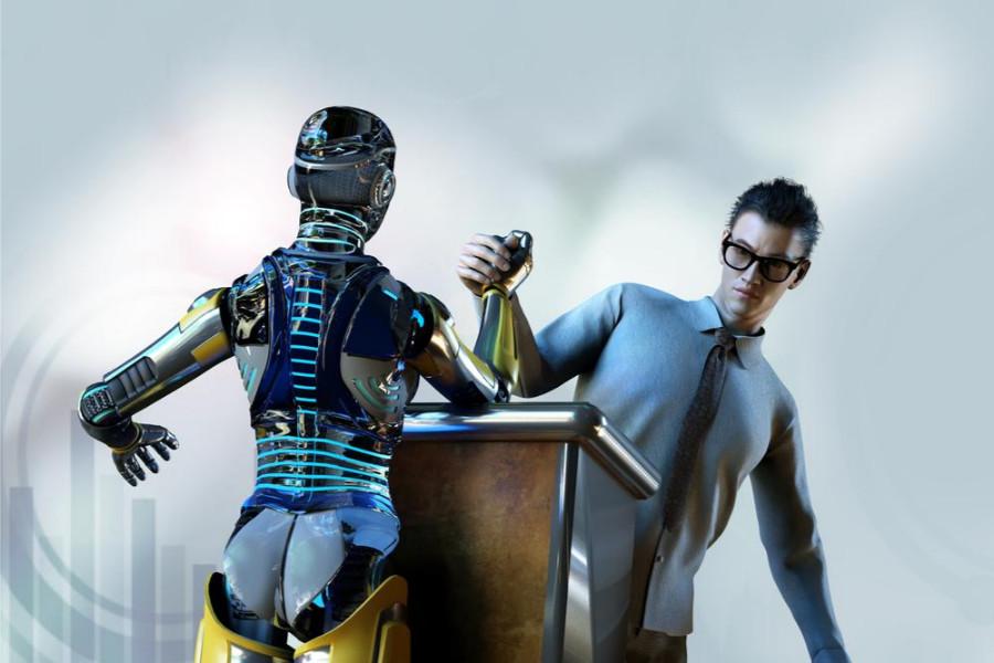 روبوت يطرد مبرمجاً من عمله دون علم مديره