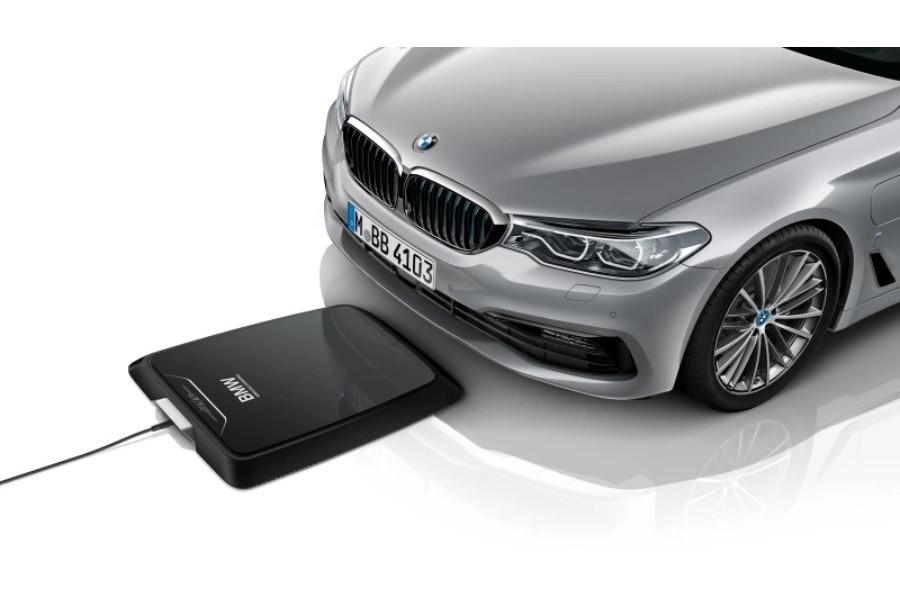 أول شاحن لاسلكي للسيارات بالأسواق تطلقه BMW رسميا
