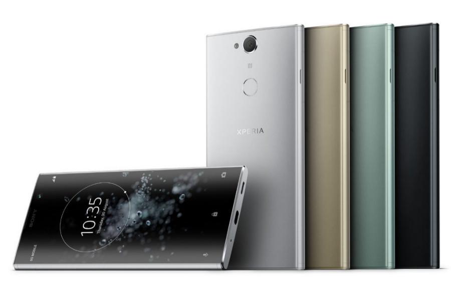 الكسف رسميا عن هاتف إكسبيريا XA2 بلس بشاشة ضخمة