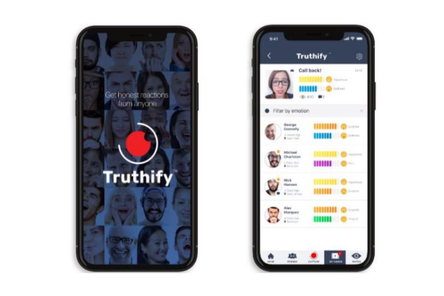 تطبيق Truthify لمعرفة شعور الطرف الأخر بالمحادثات النصية