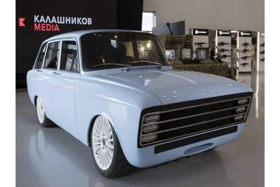 سيارة كلاشينكوف الكهربائية تعلن تحدّي تيسلا