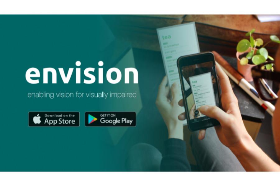 تطبيق يستخدم الذكاء الاصطناعي لمساعدة البشر بالرؤية