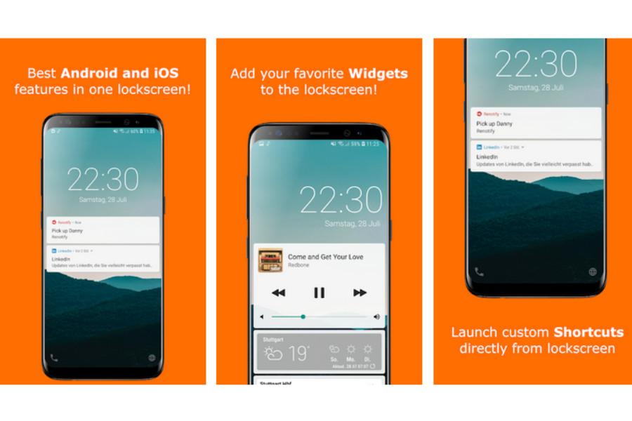 هذا التطبيق يمنح شاشة قفل أندرويد شكلا ومميزات جديدة كليا - تكنولوجيا نيوز
