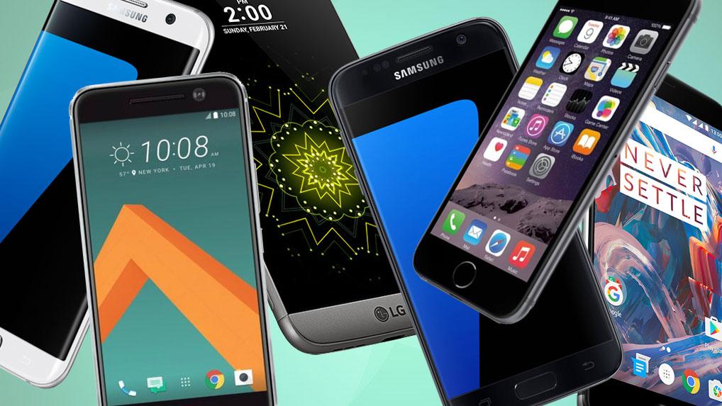أفضل 10 هواتف ذكية في 2016