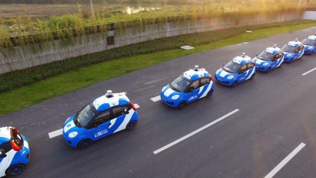 Baidu تختبر سيارتها الذاتية القيادة في الطرق العامة بالصين