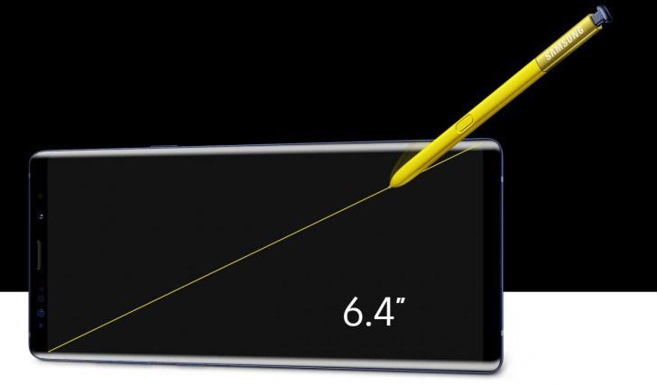تعرف على حجم شاشة جالكسي S10 ونوت 10